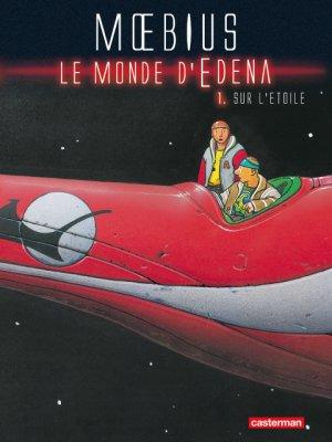 Le monde d'Edena édition Réédition 2012