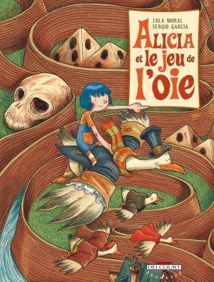 Alicia et le jeu de l'oie édition simple