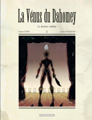 La Vénus du Dahomey T.2