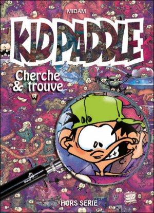 Kid Paddle - Cherche et trouve édition Simple