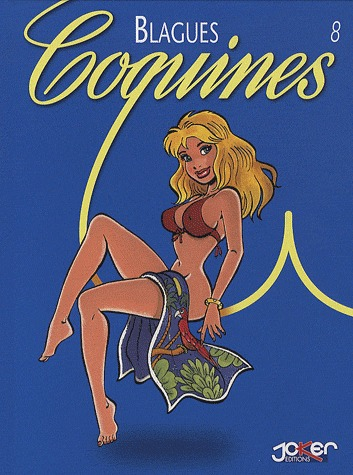 Blagues coquines édition reedition
