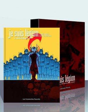 Je suis légion édition Intégrale 2012