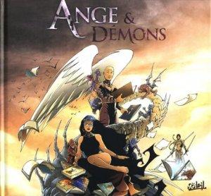 Ange et démons édition simple