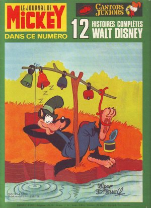 Le journal de Mickey 1255