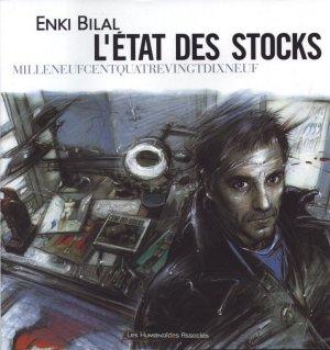 L'état des stocks édition Simple