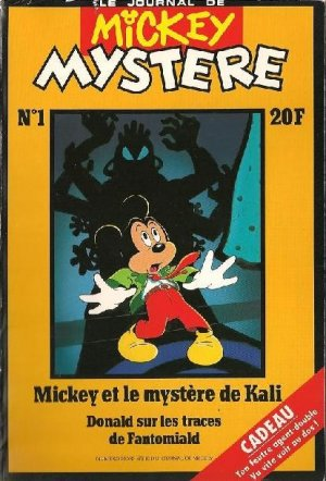 Mickey mystère édition Simple
