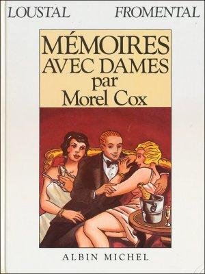Mémoires avec dames par Morel Cox édition Simple