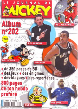 Le journal de Mickey 202