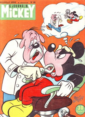 Le journal de Mickey 89