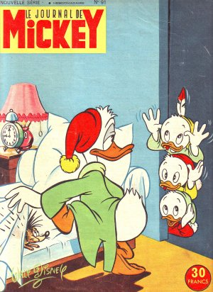 Le journal de Mickey 91