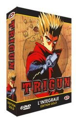 Trigun édition COLLECTOR GOLD