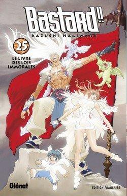 couverture, jaquette Bastard !! 25 2nde édition (Glénat Manga)
