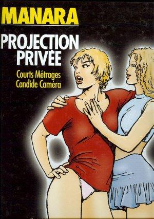 Projection privée édition simple