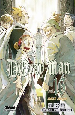D.Gray-Man  #16