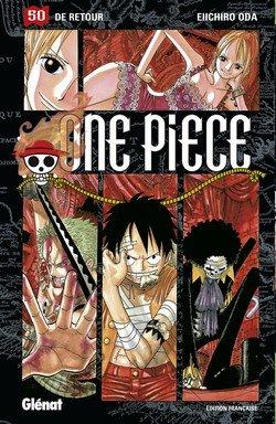 couverture, jaquette One Piece 50  (Glénat Manga) Manga