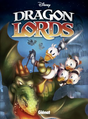 Donald - Dragon lords édition simple