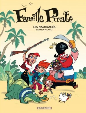 Famille pirate édition simple
