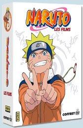 Naruto - Les films édition Coffret