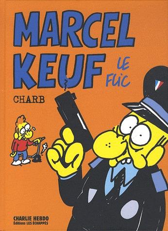 Marcel Keuf le flic édition Simple