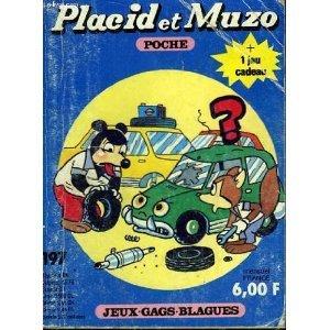 Placid et Muzo poche édition Simple