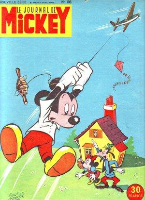 Le journal de Mickey 106