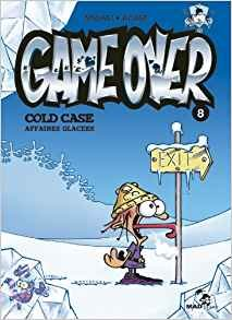 Game over 8 - Cold case, affaires glacées