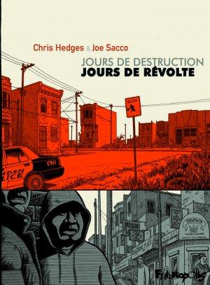 Jours de destruction, jours de révolte édition simple