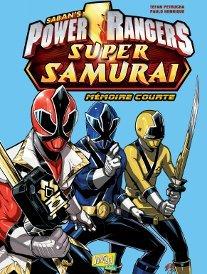 Power rangers super samurai édition simple