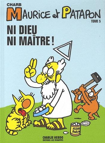 Maurice et Patapon édition simple