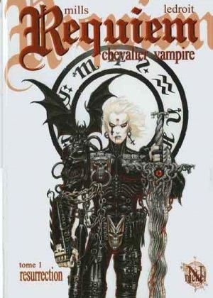 Requiem Chevalier Vampire édition reedition