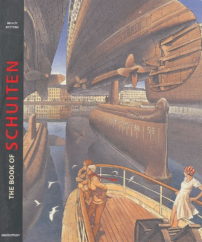 The book of Schuiten édition simple