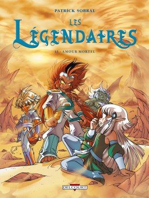 Les Légendaires # 15