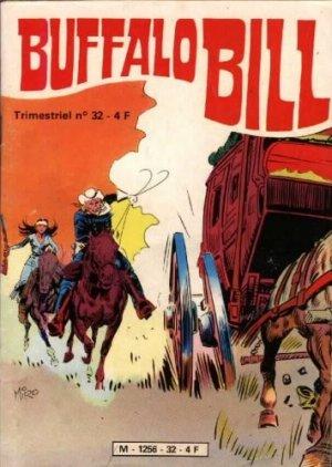Buffalo Bill 32 - Le sorcier blanc