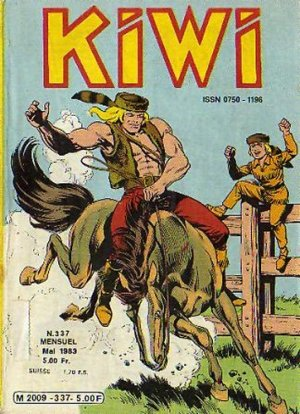 Kiwi # 337