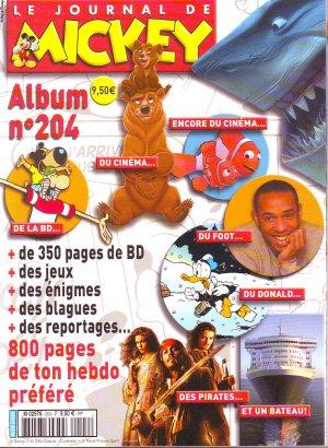 Le journal de Mickey 204