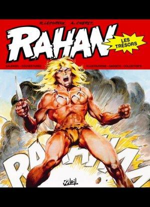 couverture, jaquette Les trésors de Rahan   - Les trésors de Rahan (soleil bd) Artbook