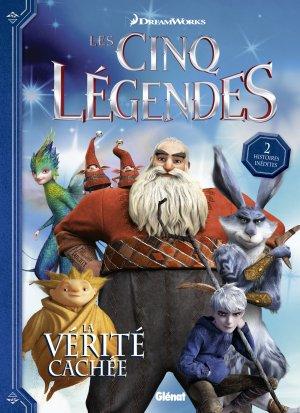 Les cinq légendes édition simple