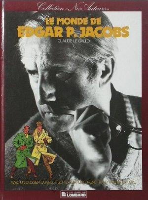 Le monde de Edgar P. Jacobs édition Simple