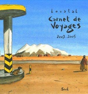 Carnet de voyages Artbook