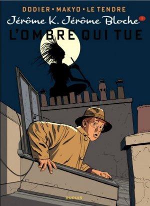 Jérôme K. Jérôme Bloche # 1