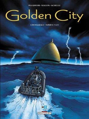Golden City # 3 intégrale