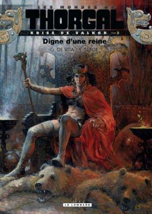 Les mondes de Thorgal - Kriss de Valnor T.3