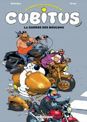 Les nouvelles aventures de Cubitus T.8