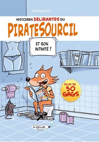 Histoires délirantes du Piratesourcil édition Simple