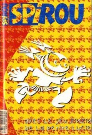 Le journal de Spirou # 2968