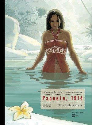 Papeete, 1914 édition Tirage de tête