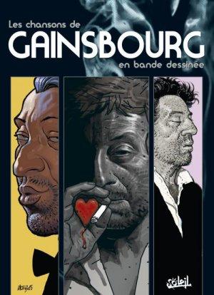 Les chansons de Gainsbourg édition Intégrale 2012