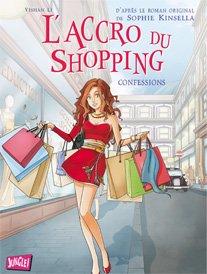 L'accro du shopping édition simple