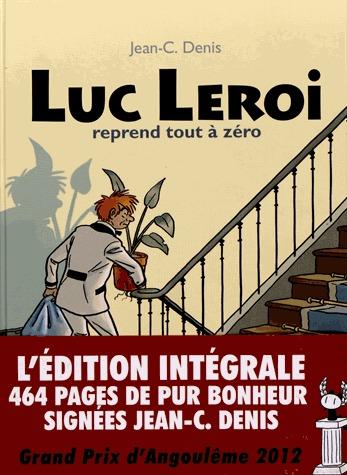 Luc Leroi édition intégrale