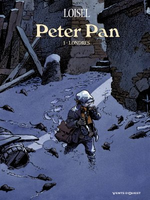Peter Pan édition reedition